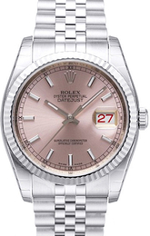 Rolex Datejust Steel  116234-0108